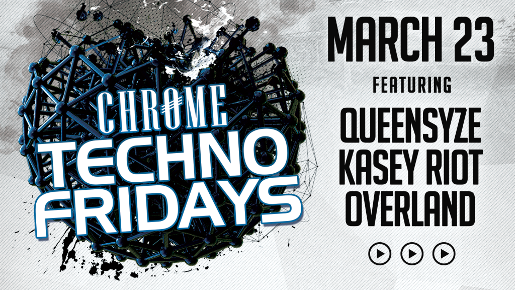 Queensyze_KaseyRiot_Overland_Mar23_ChromeTechno